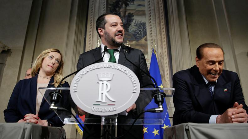 Politische Krise in Italien: Fortschritte bei möglicher Regierungsbildung