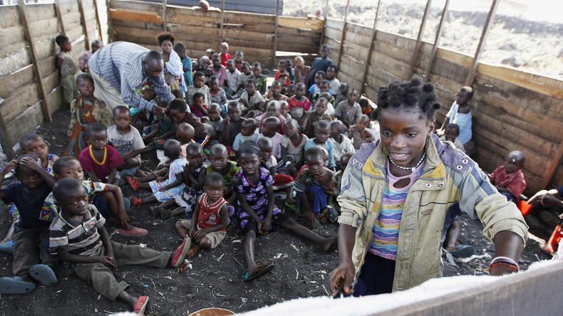 Unicef: 770.000 Kinder wegen Kasai-Krise im Kongo unterernährt