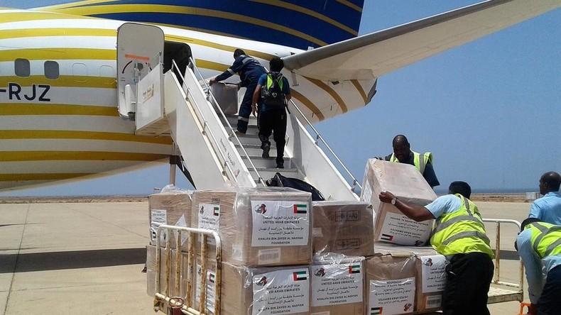 Türkei besorgt über Landung emiratischer Armee auf Jemens Insel Sokotra