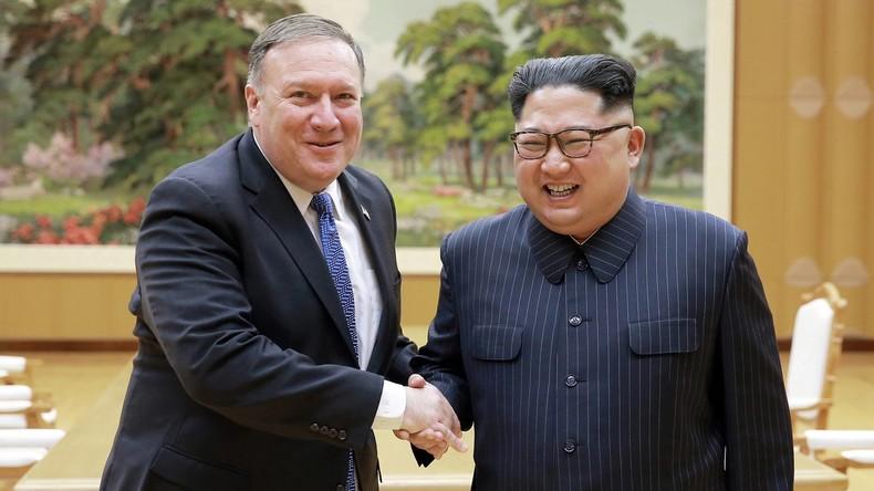 Frühling in Fernost: Erstes Gipfeltreffen zwischen Kim und Trump nimmt Formen an