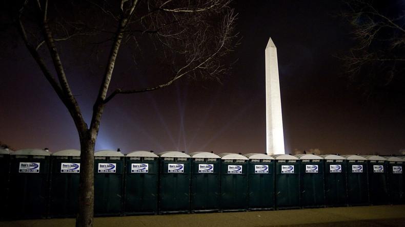 Unerwartete Rückwirkung: Wegen US-Sanktionen gegen Russland bleibt US-Nationalpark ohne Toiletten