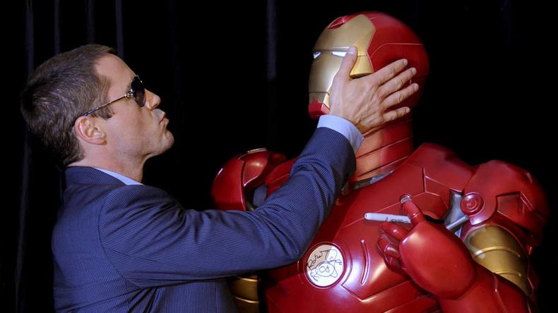 Stecken die Bösewichte dahinter? Anzug von Iron Man verschwindet aus Hollywood-Lagerhaus