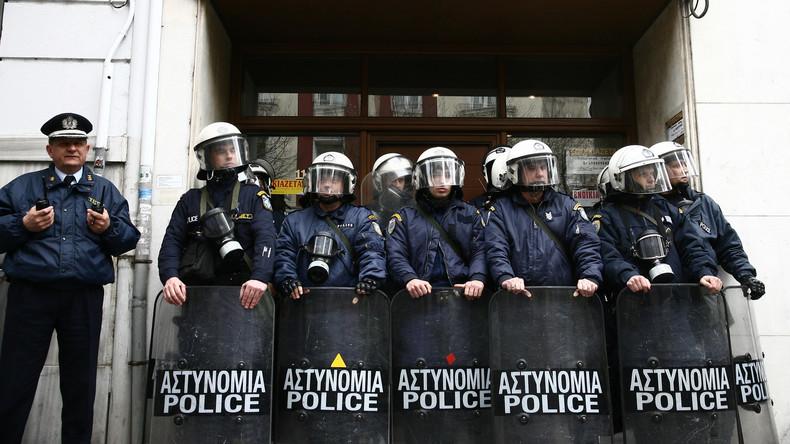 Griechenland: Sieben Mitglieder einer Schleuserbande festgenommen