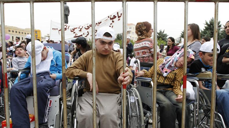 Human Rights Watch kritisiert: Behinderten Kindern im Libanon wird Schulbildung verweigert