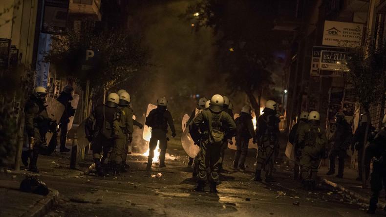 Ausschreitungen vor griechischem Pokalendspiel in Athen