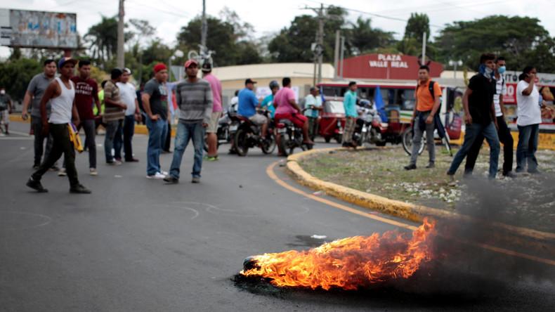 OAS-Chef Luis Almagro verurteilt Gewalt in Nicaragua