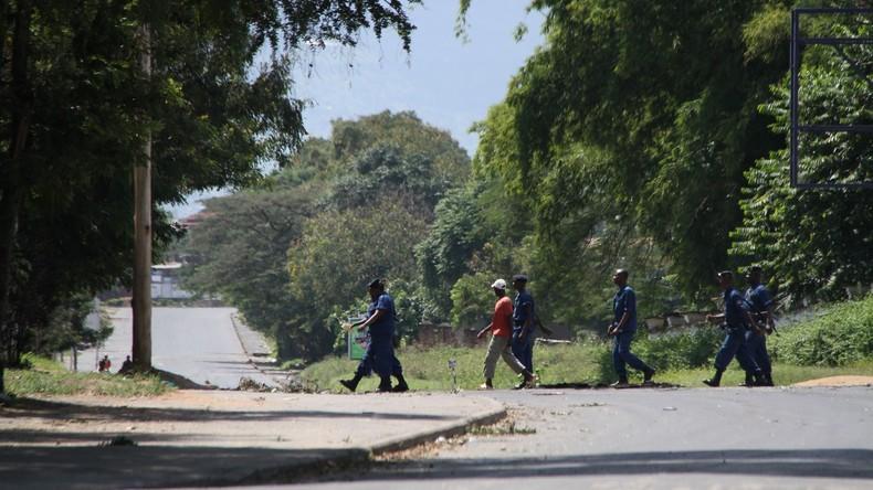 """26 Tote bei Angriff in Burundi - Sicherheitsminister spricht von """"Terroristen"""""""