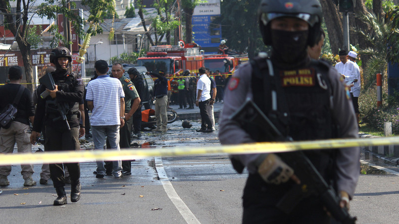 Neun Tote bei mutmaßlicher Anschlagsserie auf Java