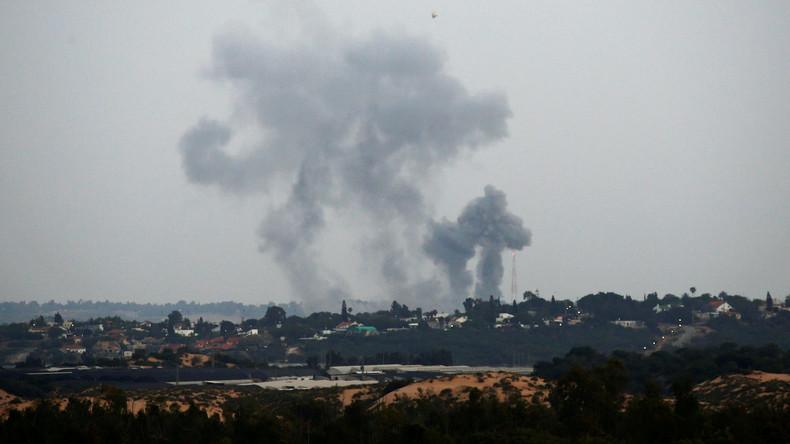 Israel zerstört Hamas-Tunnel
