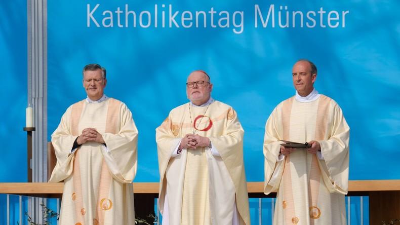 Über 30.000 Menschen feiern Abschlussgottesdienst in Münster