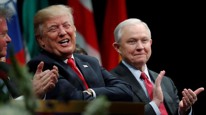 Zustimmungswerte für Trump zu gut: Institut geht auf Distanz zu eigener Umfrage
