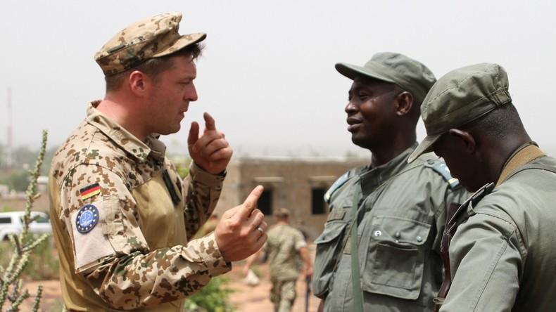 EU weitet Militärausbildung in Mali aus – Deutschland stockt Mittel fast zweifach auf