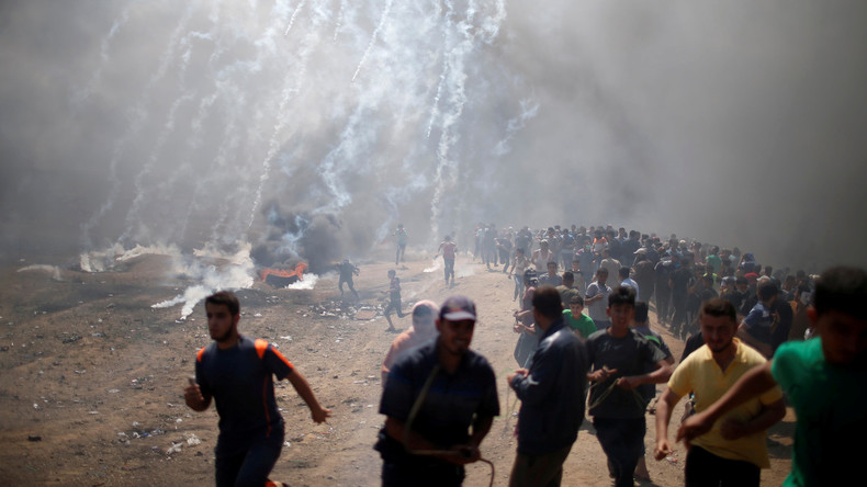 USA blockieren unabhängige Untersuchung zu Gewalt in Gaza
