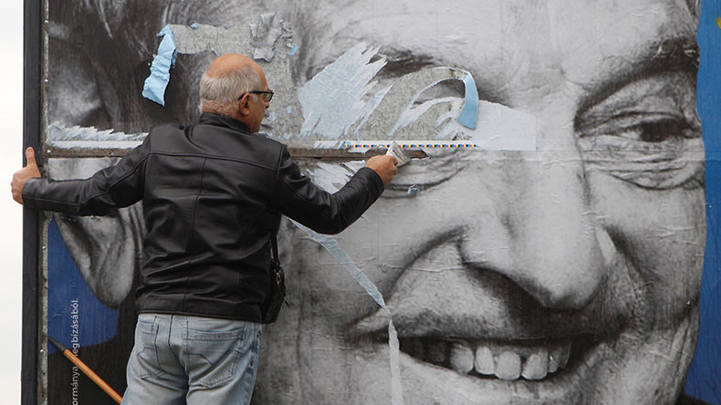 Soros-Stiftung stellt Betrieb in Ungarn ein und zieht nach Berlin