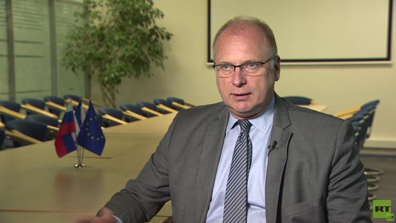 Frank Schauff: Protektionismus eines der wichtigsten Themen beim St. Petersburger Wirtschaftsforum