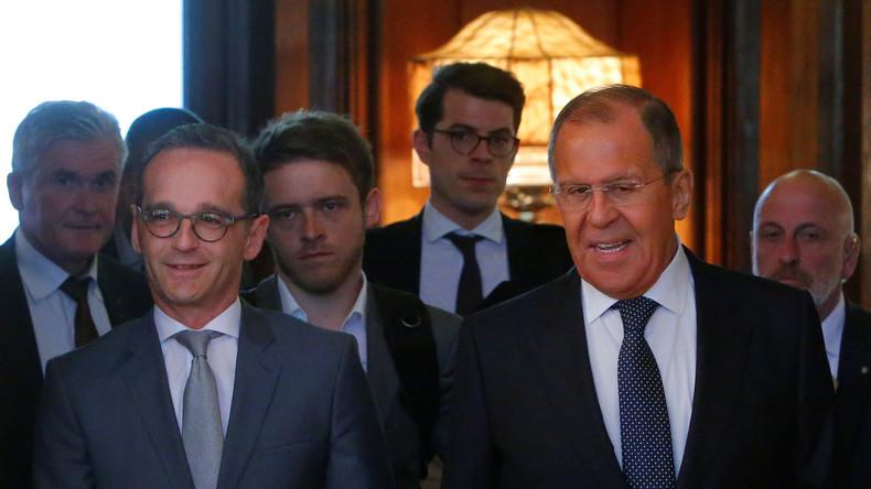 Bundesaußenminister Maas: Russische Seite hat uns mitgeteilt, dass Hajo Seppelt zur WM reisen darf