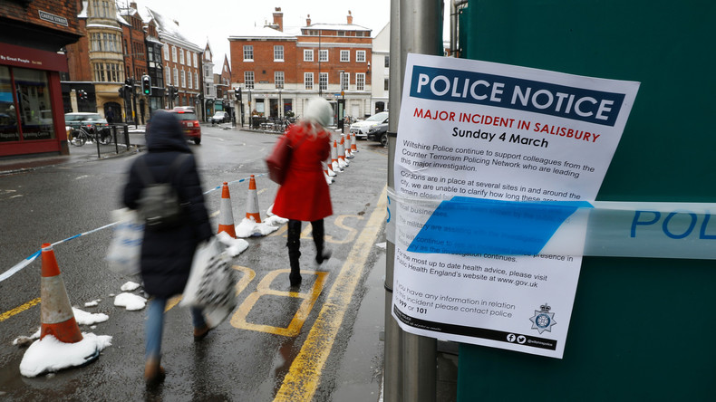 Zehn Wochen nach Salisbury: Was ist der Status quo im Fall Skripal?