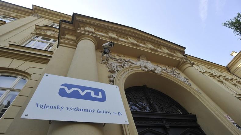 Wegen Nowitschok-Aussagen: Leiter des tschechischen Chemiewaffen-Forschungszentrums muss gehen