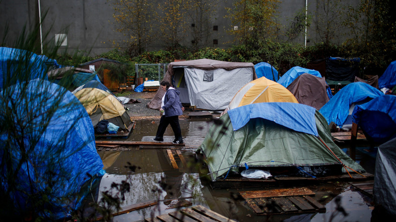 """Seattle geht gegen Armut vor und führt """"Amazon-Steuer"""" ein: Großkonzerne empört"""