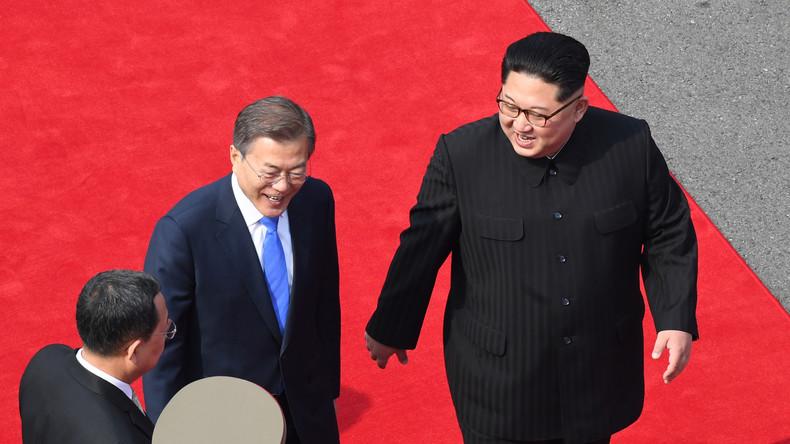 Nordkorea droht Gipfeltreffen mit Trump abzusagen