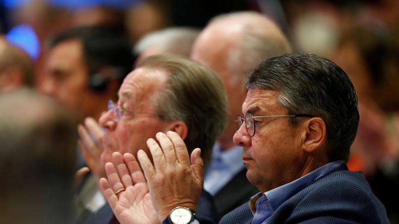 Sigmar Gabriel geht in die Wirtschaft und wird Geschäfte von Siemens Alstom überwachen