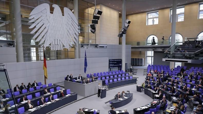 LIVE: 32. Sitzung des Deutschen Bundestages