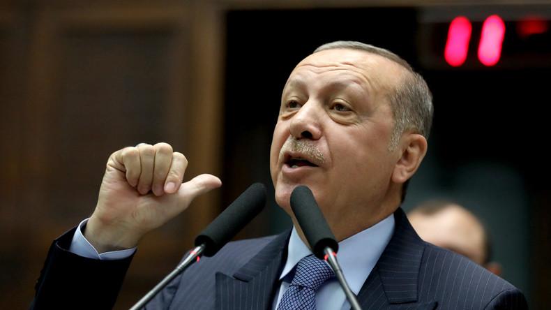 Erdogan präsentiert Wirtschaftspläne: Lira stürzt ab