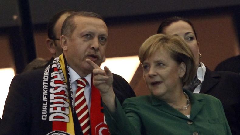 Özil, Gündoğan, Erdoğan, Merkel: Wer von euch ohne Sünde ist, schieße als Erster einen Ball
