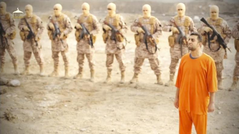 IS-Henker prahlt in Kanada unbehelligt von seinen Hinrichtungen (VIDEO)
