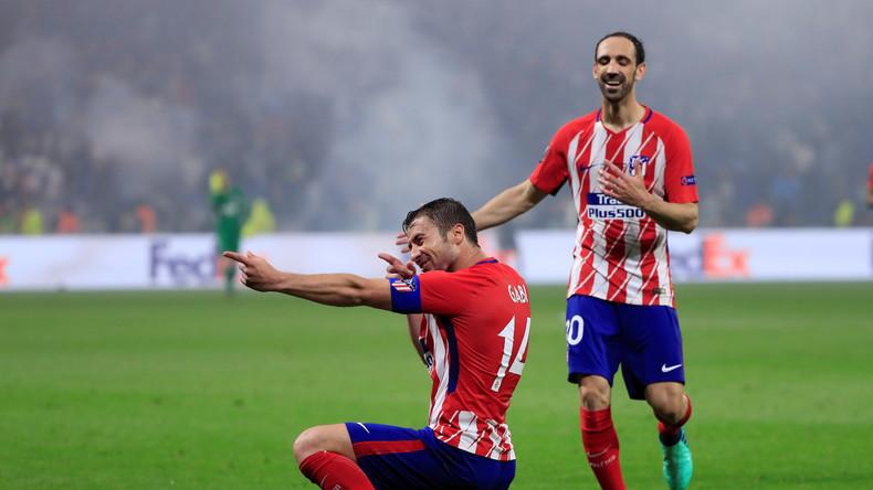 Griezmann machte den Unterschied: Atlético gewinnt Europa-League-Finale gegen Marseille