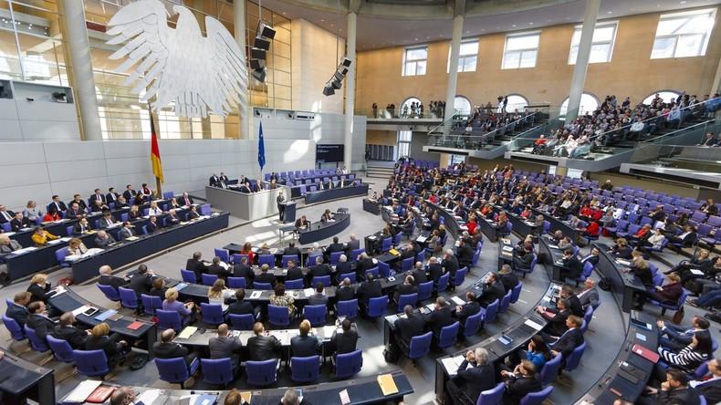 LIVE: 33. Sitzung des Deutschen Bundestages