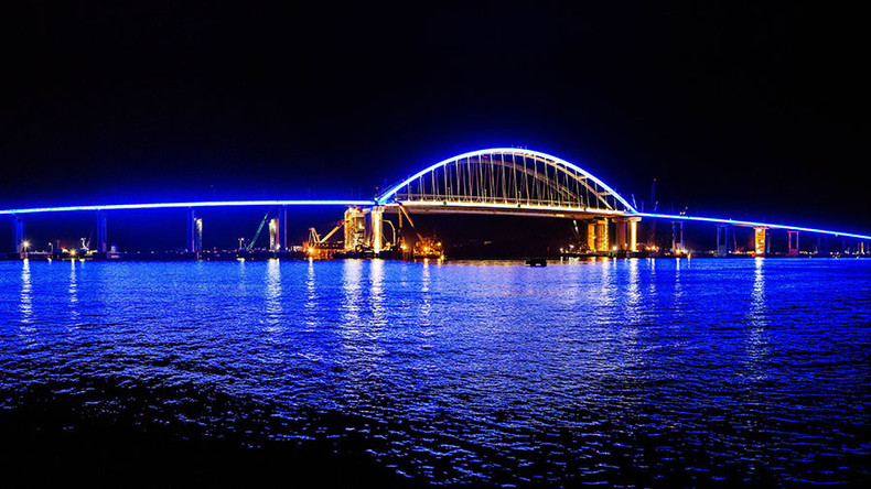 """""""Wir brauchen eure Erlaubnis nicht"""": Russland reagiert auf Verurteilung der Krimbrücke durch USA"""