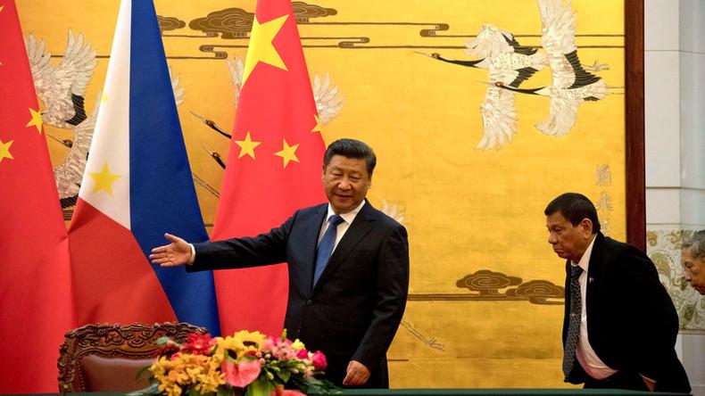 """Duterte an Washington: China wird nicht zulassen, dass """"Philippinen vor die Hunde gehen"""""""