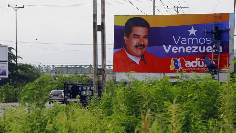 Präsidentschaftswahlen in Venezuela: Wer tritt an?