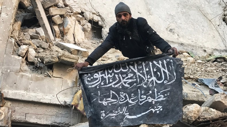 FSA-Kommandeur: US-Waffen in Syrien gingen an Dschihadisten
