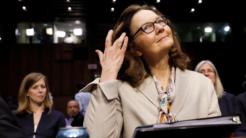 Trotz Foltervorwürfen: US-Senatsausschuss empfiehlt Gina Haspel als CIA-Chefin (Video)
