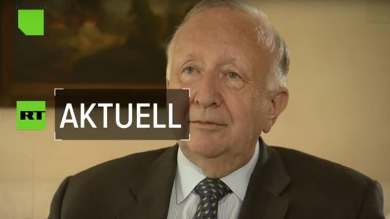Wimmer zum Treffen Putin-Merkel: Kanzlerin muss über ihren Schatten springen (Video)