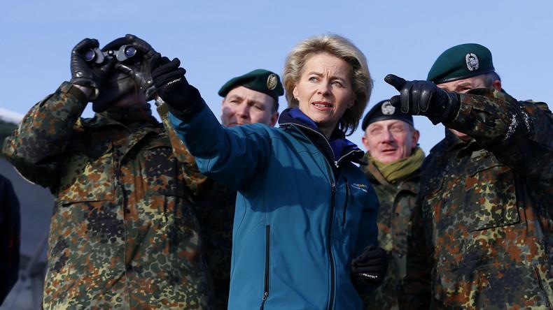 Kameraden müssen doch keine Sturmhauben sammeln: Bundeswehr stoppt peinliche Aktion für NATO-Manöver