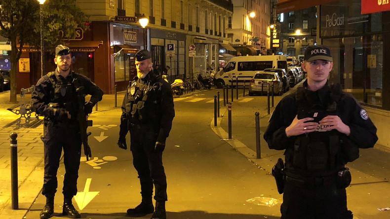 Zwei Frauen nach Terroranschlag in Paris festgenommen