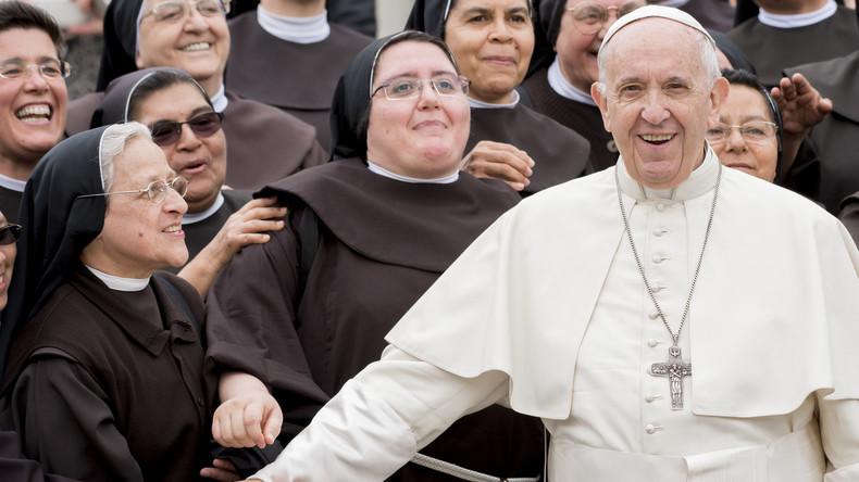 """""""Ernsthaftigkeit und Diskretion"""": Papst stellt Social-Media-Regeln für Nonnen auf"""