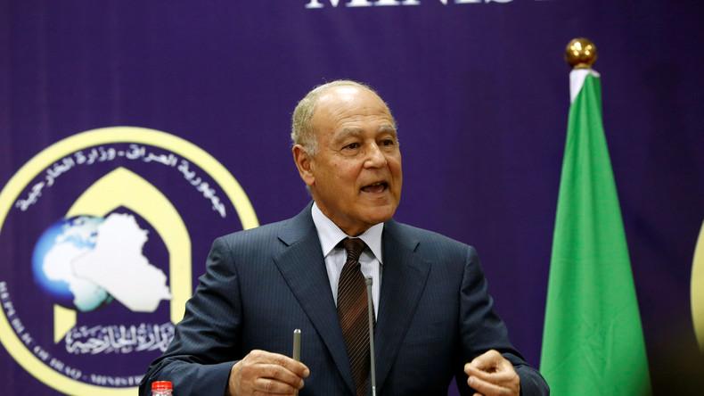 Arabische Liga: Verlegung von Botschaften nach Jerusalem schadet Frieden