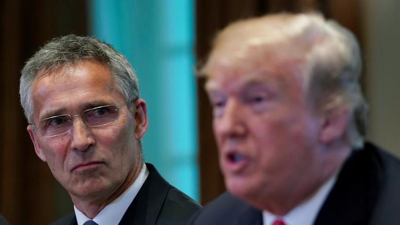 Trump holt gegen Deutschland aus: Militärausgaben zu gering und zu viel Nähe zu Russland
