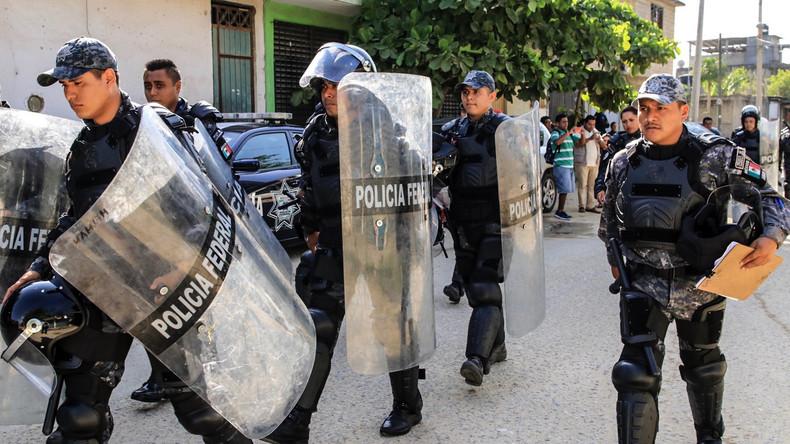 Mexikanische Polizei nimmt berüchtigten Verbrecherboss fest