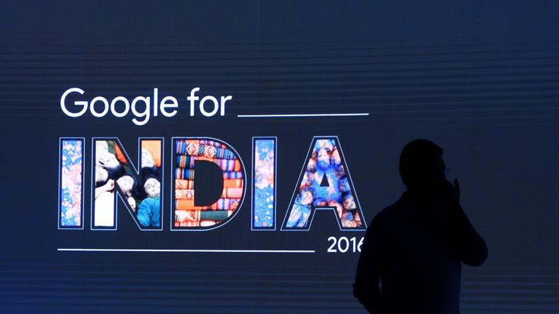 """""""Irreparabler Schaden"""": Google beklagt Indiens Angriff auf seine dominante Position"""