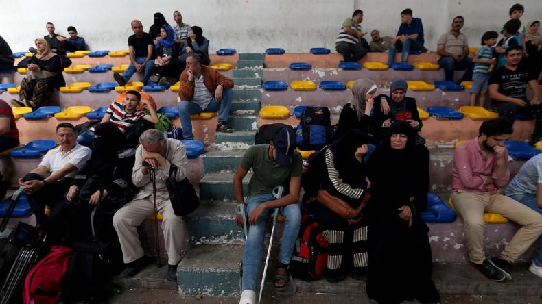 Ägypten hält Gaza-Grenzübergang einen Monat lang geöffnet