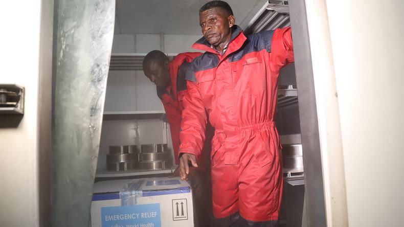 14 Ebola-Fälle im Kongo bestätigt - ein Toter