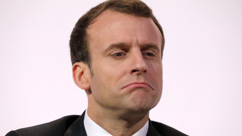 """""""Bildhauer war sicher für Le Pen"""": Pariser Wachsfigurenkabinett stellt schräge Macron-Figur vor"""