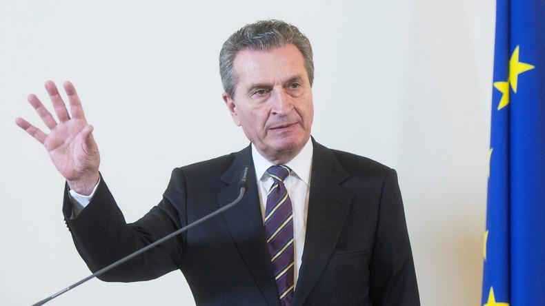 Oettingers Zahlenzauber: Verfälschte der Brüsseler Kommissar die EU-Haushaltsplanung?
