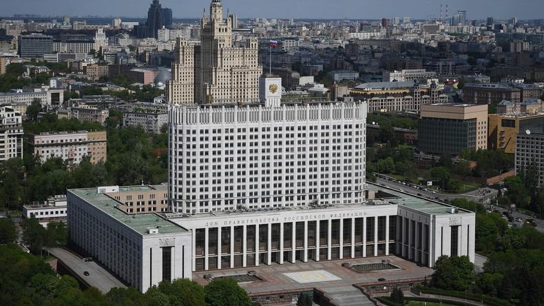 Die Regierung steht fest: Putin billigt Zusammensetzung des Kabinetts