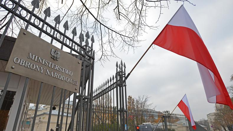 """""""Antipolnische Aktivitäten"""": Polen weist fünf Personen wegen Verdachts prorussischer Subversion aus"""